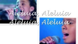 Aleluia Lyrics   Jotta A & Michely Manuely   YouTube