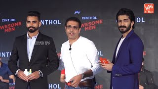 Harshvardhan Kapoor Launches Cinthol New Mens Grooming Range | YOYO Times