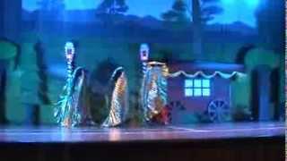 Presentación en el teatro Fedenador... Model Dance... Danza Arabe