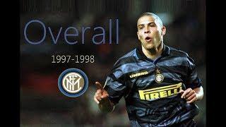 Ronaldo Skills, Assists, Goals 1997/1998 - Inter Overall