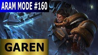 Garen - Aram Mode #160 Full League of Legends Gameplay [Deutsch/German] Let's Play LoL