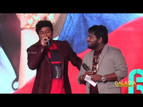 Xxx Mp4 Vijay Tv Kalaka Povathu Yaru Naveen Super Performance Velaikkaran Audio Launch 3gp Sex