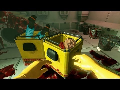 VISCERA CLEANUP DETAIL JUEGO DIVERTIDO SIN SENTIDO