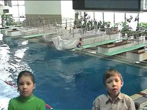 Соревнования  Прыжки в воду 1999 г