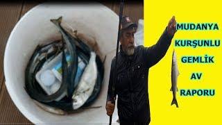 KÖRFEZDE YEDİ MERAYI GEZDİK SON DURUM, AV RAPORLARI !! KIYI BALIK AVI :)) Balık Avı ve Teknikleri