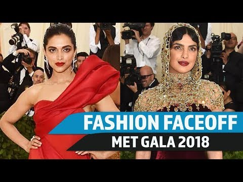 Xxx Mp4 MET Gala 2018 Fashion Faceoff Deepika Padukone Vs Priyanka Chopra Pinkvilla 3gp Sex