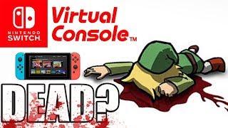 The Nintendo Switch Virtual Console isn
