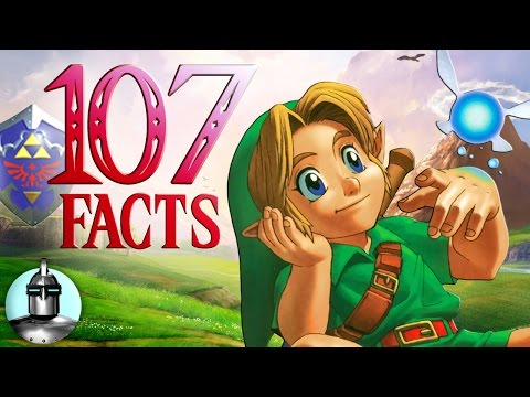 107 Legend of Zelda Ocarina Of Time Facts That YOU Should Know The Leaderboard Headshot 13