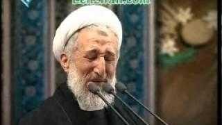 Friday Prayer Imam Kazem Sadighi cry
