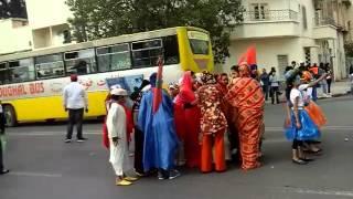 Carnaval taza 2016