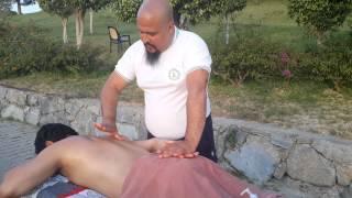 آموزش ماساژتایلندی(قسمت دوم)