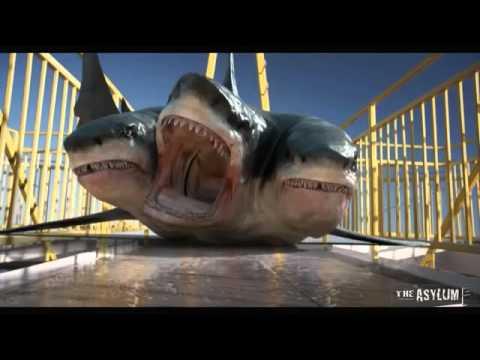 Xxx Mp4 720pHD 3 Headed Shark Attack VFX By Steve Clarke Paul Knott 3gp Sex