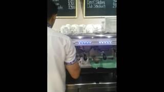 Latte Art by Carlo Pascual Santos 💞