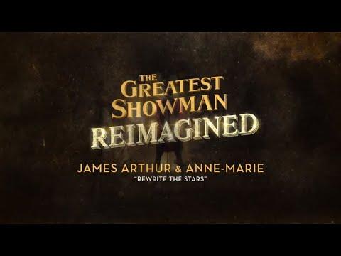 Xxx Mp4 James Arthur Anne Marie Rewrite The Stars Official Lyric Video 3gp Sex