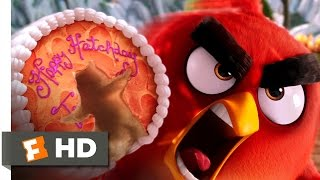 Angry Birds - The Angry Bird Scene (1/10) | Movieclips
