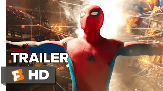 Spider-Man: Homecoming Trailer #2 (2017) | Movieclips Trailers