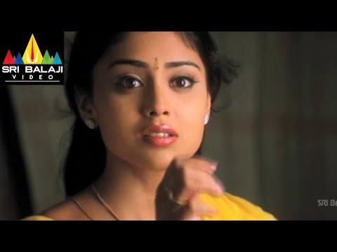 Nenunnanu Movie Shriya & Nagarjuna Romantic Scene | Nagarjuna, Shriya, Aarti | Sri Balaji Video