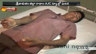 Teacher Brutally Beats on SSC Student in Srikakulam District