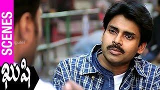 Kushi Movie Scenes | Pawan Kalyan Fight Scene In Bengal | Ali | SJ Surya | Mani Sharma