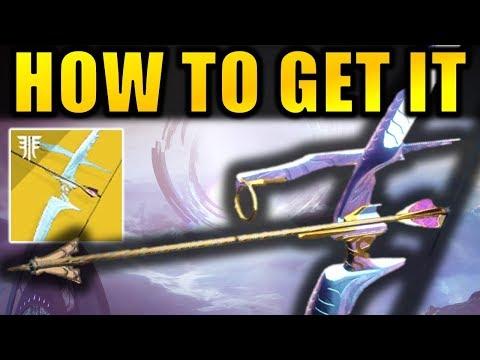 Xxx Mp4 Destiny 2 How To Get The WISHENDER Exotic Bow Forsaken 3gp Sex