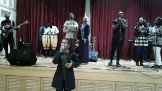 My Soul says Yes cover by Waalande Lintiso