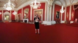 Google lancia il tour virtuale di Buckingham Palace