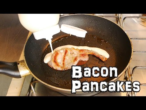 How to Make Bacon Pancakes