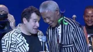 Johnny Clegg (With Nelson Mandela) - Asimbonanga - 1999 Fran