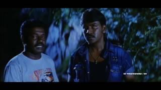 Police Officer With Aunty Love Scene || Rajadhi Raja Movie || Meenakshi