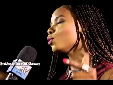 """Yemi Alade's Amazing Freestyle to May D's """"Ale Yi A Bad"""" For MTV Base"""