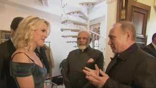 Putin Informs Hacking Expert Megyn Kelly That She Has No Idea What She