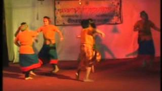 Chander Hatt Children Theatre Dance Drama Nakshi Kather Mat clip 2