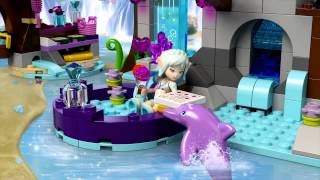 Naida's Spa Secret  - LEGO Elves - Product Animation 41072