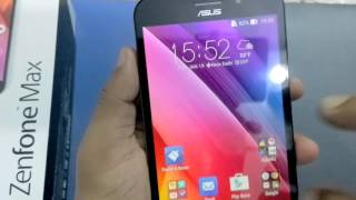 [Hindi - हिन्दी] ASUS ZenFone Max Camera, Battery and Full Review