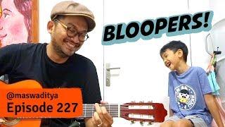 Bloopers Lagu Demi Ibu Tercinta