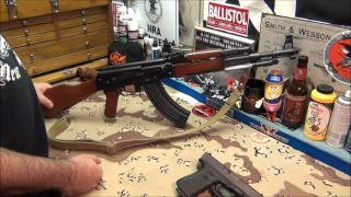 Polytech aks AK47 this is my queen