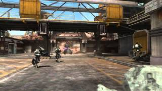 Halo: Reach - Defiant Map Pack Trailer