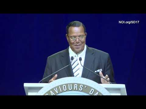 Farrakhan explains why Trump became President & the plot against his life