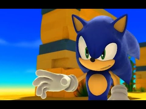 Sonic Lost World THE MOVIE All Cutscenes HD