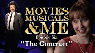 MOVIES, MUSICALS & ME: Ep 6 The Contract (50 SHADES OF GREY PARODY)