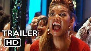 Girls Trip Official Trailer #2 (2017) Queen Latifah, Jada Pinkett Smith Comedy Movie HD