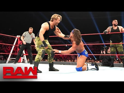 Xxx Mp4 Roode Amp Gable Vs AOP Amp Maverick Raw Tag Team Title 2 On 3 Handicap Match Raw Dec 10 2018 3gp Sex