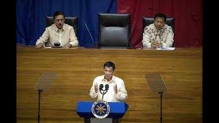 FULL VIDEO: Rodrigo Duterte