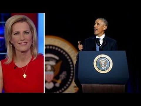 Laura Ingraham rips President Obama s farewell address