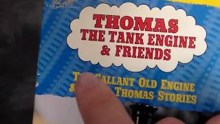 Thomas and Friends Home Media Reviews Episode 17.1 - Gallant Old Engine from 1996