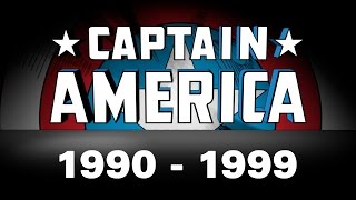 1990 to 1999 - Every Captain America Ever Part 3