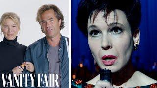 "Renée Zellweger and Rupert Goold Break Down a Scene from ""Judy""   Vanity Fair"