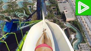 15 Craziest Water Slides You Won