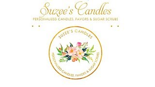Etsy product review: Suzee's Candles