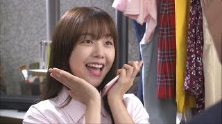 Beauty Gong Shim's appearance without a wig! 《Beautiful Gong Shim》 미녀 공심이 EP18